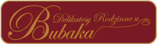 Logo Delikatesy rodzinne u Bubaka